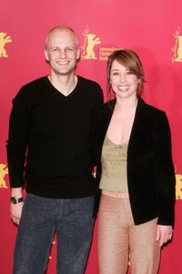 Troels Lyby and Sofie Grabol at the photocall of