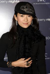 Zhang Ziyi at the screening of