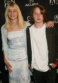 Carly Schroeder and Rory Culkin at the New York premiere of