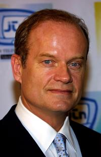 Kelsey Grammer at the Jewish Television Network's Vision Awards.