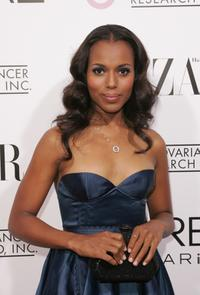 Kerry Washington at the LOreal Paris presents