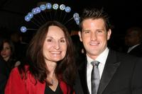 Beth Grant and Richard Kelly at the Airborne and AFI FEST 2007 presented by Audi