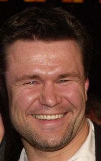 Oleg Taktarov at the California premiere of