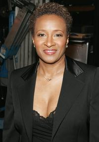 Wanda Sykes at the 33rd Annual People's Choice Awards.