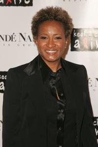 Wanda Sykes at the benefit event of