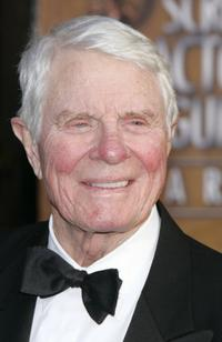 Peter Graves at the 12th Annual Screen Actors Guild Awards.