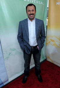Rizwan Manji at the NBC Universal's 2010 TCA Summer party in California.