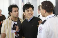 Kal Penn as Kumar and John Cho as Harold in