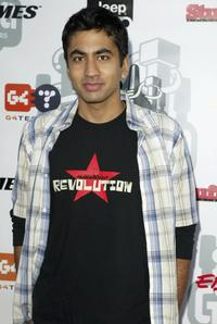 Kal Penn at the G-Phoria The Award Show 4 Gamers.