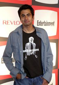 Kal Penn at the Entertainment Weekly 2nd Annual Emmy Party.