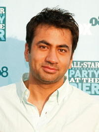 Kal Penn at the FOX All-Star Party.