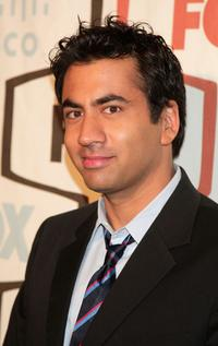 Kal Penn at the FOX Fall Eco-Casino party.