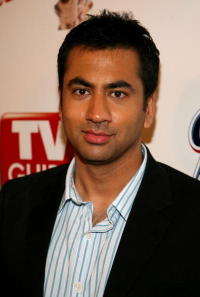 Kal Penn at the TV Guide's Sexiest Stars Party.