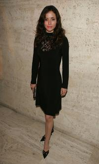 Emmanuelle Vaugier at the afterparty of the premiere of
