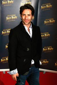 James Callis at the Jules Verne Adventure Film Festival.