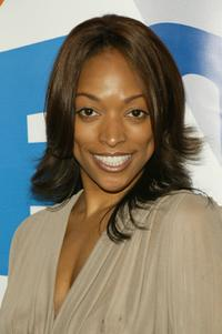 Kellita Smith at the after party of the Fox primetime program announcements for 2004-2005.