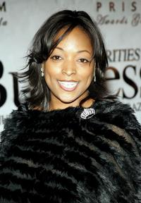 Kellita Smith at the 10th Annual Multicultural Prism Awards.