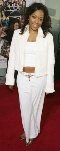 Kellita Smith at the premiere of