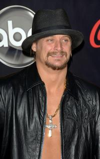 Kid Rock at the 2007 American Music Awards.