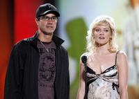 Bob Burnquist and Marley Shelton at the Arby's Action Sports Awards.