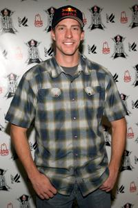 Travis Pastrana at the Inaugural Arby's Action Sports Awards.