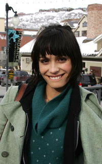 Shannyn Sossamon at the Sundance Film Festival 2006.