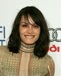 Shannyn Sossamon at the AFI sreening of Wristcutters: A Love Story.