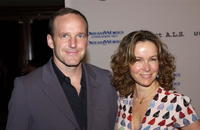 Jennifer Grey and Clark Gregg at the 5th Annual Project A.L.S. Benefit Gala at the Westin Century Plaza Hotel.