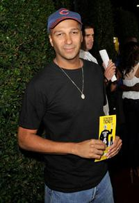 Tom Morello at the Los Angeles premiere of