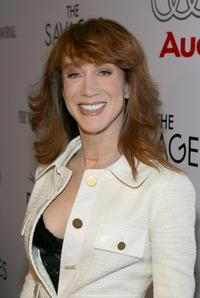 Kathy Griffin at the special screening of