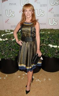 Kathy Griffin at the Us Hollywood 2007 Party.