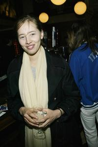 Isild Le Besco at the Directors Brunch at Tribeca Film Festival.