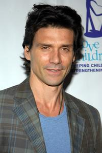Frank Grillo at the Fifth Annual National Love Our Children Day.