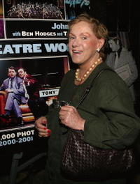 Tammy Grimes at the 60th Annual Theater World Awards at Studio 54.