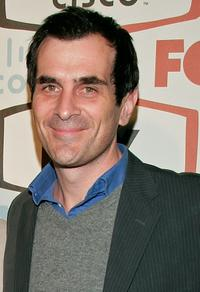 Ty Burrell at the FOX Fall Eco-Casino party.