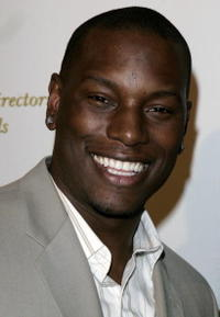 Tyrese Gibson at the 10th Annual Art Directors Guild Awards.