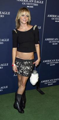 Taryn Manning at the American Eagle Outfitters