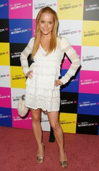 Taryn Manning at the T-Mobile Sidekick iD launch party.