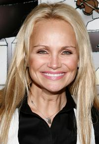 Kristin Chenoweth at the announcement of the capital campaign for New York Public Radio.