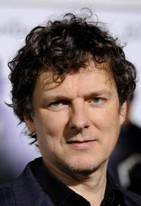 Michel Gondry at the California premiere of