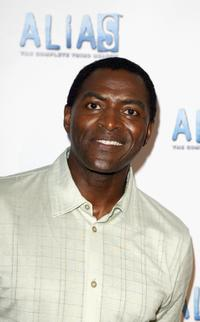 Carl Lumbly at the Alias Season 3 DVD release party.