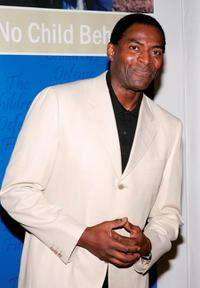 Carl Lumbly at the Children's Defense Fund 14th Annual