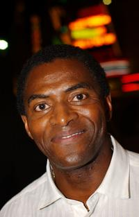 Carl Lumbly at the screening of