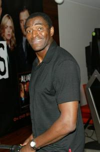 Carl Lumbly at the Videogame Party of