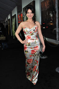 Carla Gugino at the California premiere of