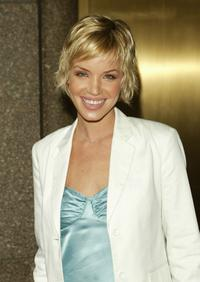 Ashley Scott at the NBC Primetime Preview.