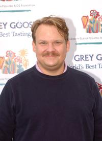 Andy Richter at the Elizabeth Glaser Pediatrics AIDS Foundation Celebrity Golf Classic.