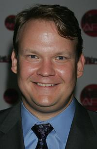 Andy Richter at the Hollywood Reporter's 35th annual Key Art Awards.