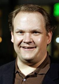 Andy Richter at the premiere of