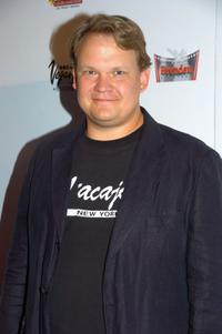 Andy Richter at the screening of